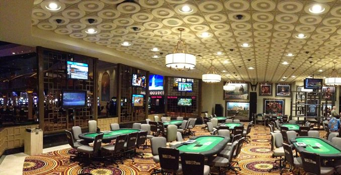 Caesars palace las vegas poker schedule places to gamble in oklahoma
