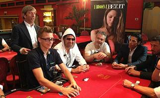 Roombet.it sbarca su Calciomercato Sky Sport tra poker live e beneficenza