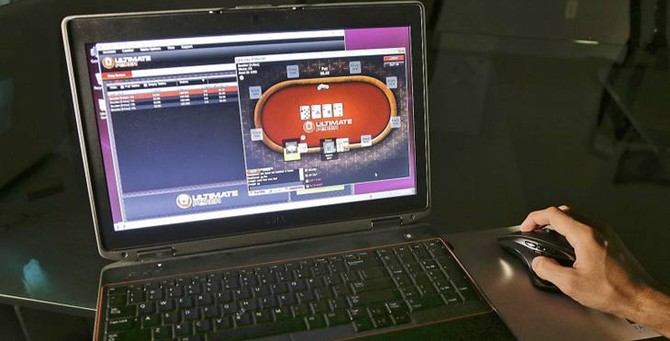 South point online poker nevada