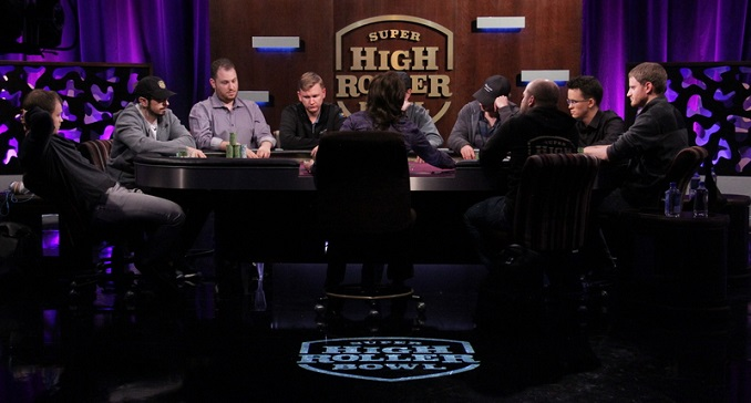Super High Roller Bowl Aria 2016: un russo in vetta sui 49 entries