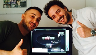 PokerStars.it: 'schiavon1' vince uno Spin&Go da 120mila euro